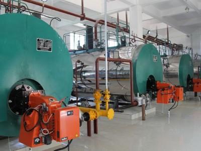 甘肃百万机组超超临界锅炉安装成功